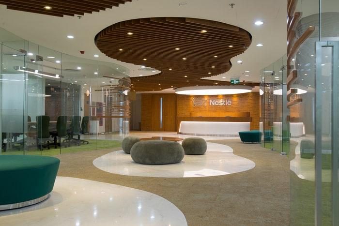 Top 10 văn phòng đẹp nhất việt nam - Văn phòng Nestle
