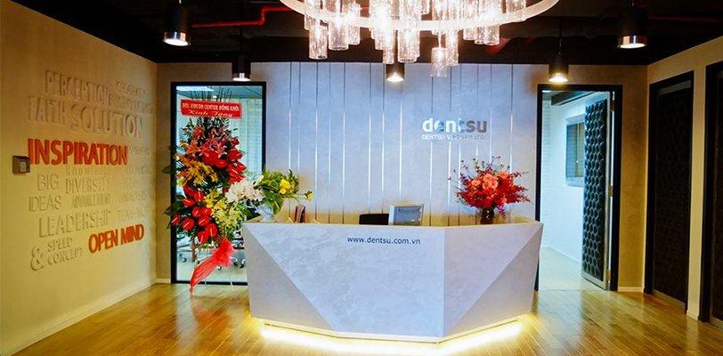 agency Dentsu Việt Nam