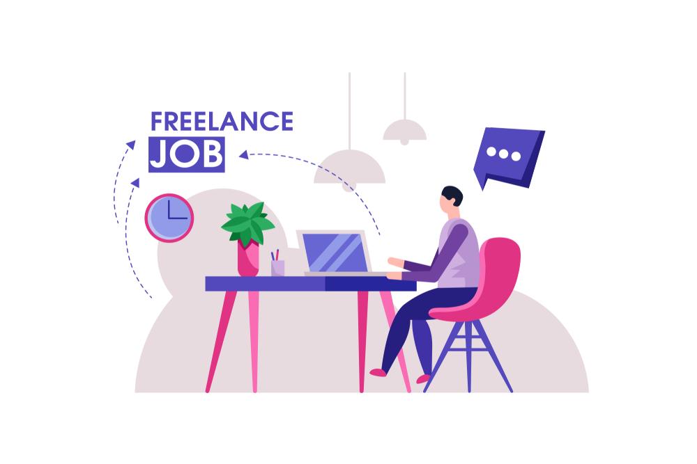 việc làm tự do freelance
