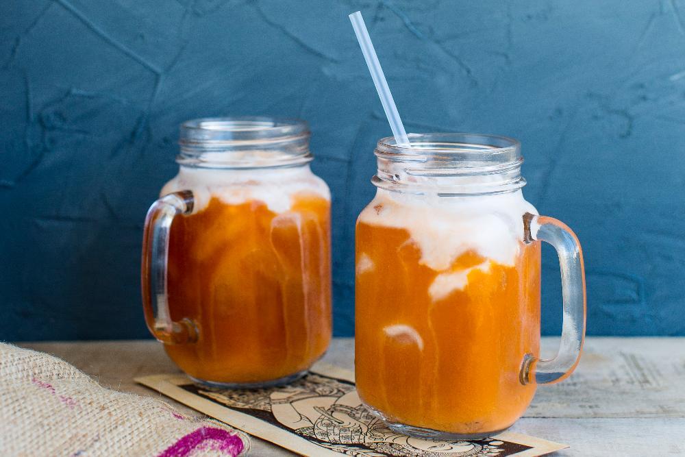 Image result for thai milk tea