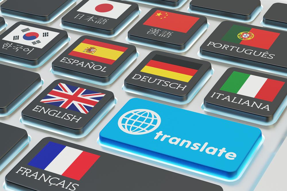 Nhờ sự giúp đỡ của các công cụ dịch thuật online
