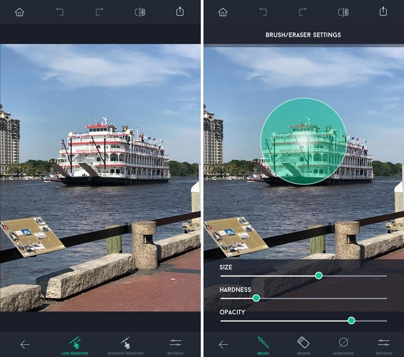 TouchRetouch - phần mềm chỉnh sửa ảnh miễn phí