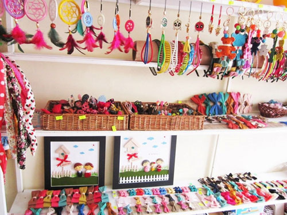 handmade, đồ handmade, kinh doanh đồ handmade