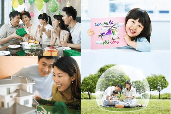Các sản phẩm của Manulife Việt Nam