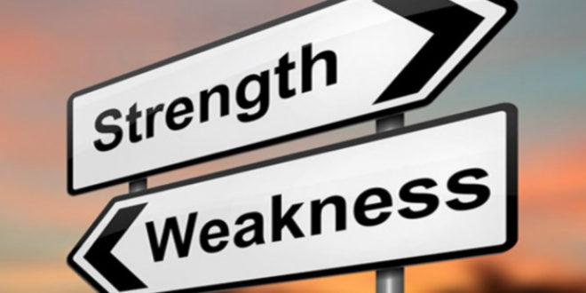 điểm mạnh và điểm yếu