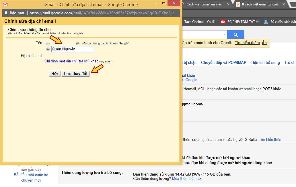 Hướng dẫn viết Email xin việc từ A-Z