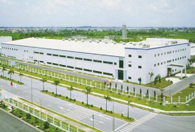 Khu công nghiệp Sài Gòn - Nhơn Hội