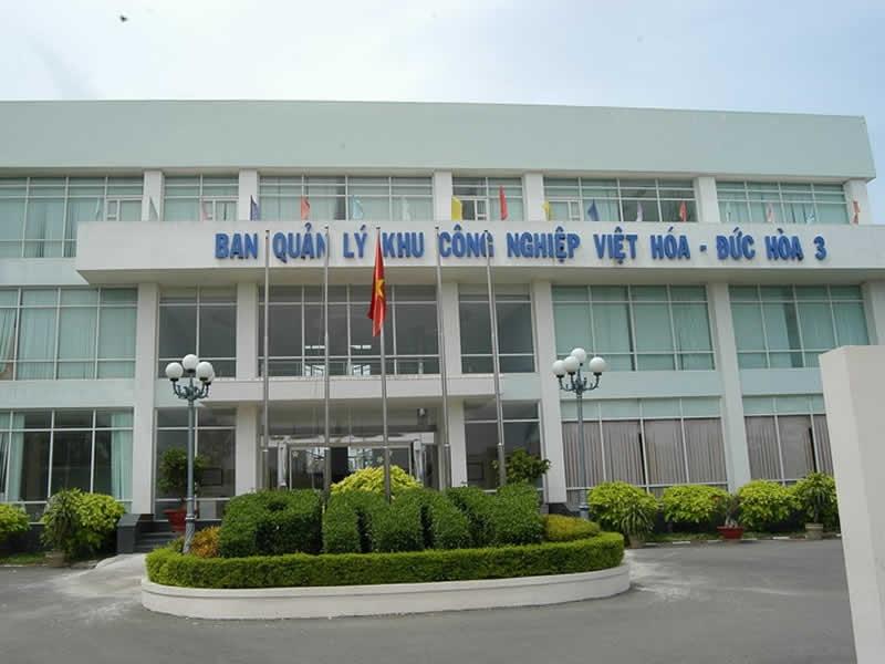 Khu công nghiệp Việt Hóa - Đức Hòa 3