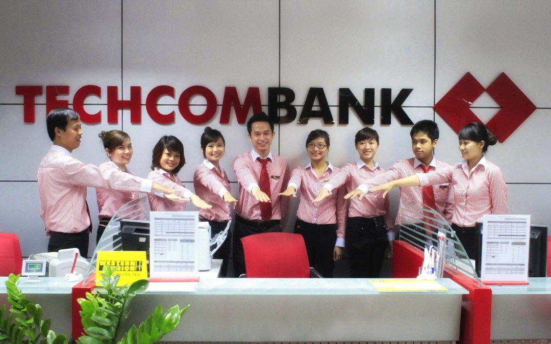 làm việc tại Techcombank