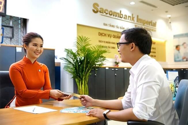 Tuyển dụng chuyên viên khách hàng cá nhân tại sacombank