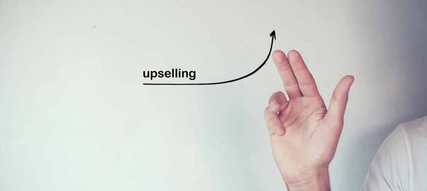 tăng thu nhập qua back-end sale và upsell
