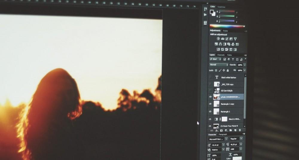 Tách Hình Nền Trong Photoshop