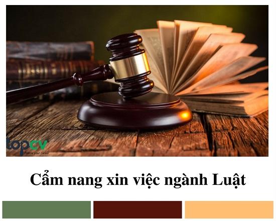 Xin việc ngành Luật