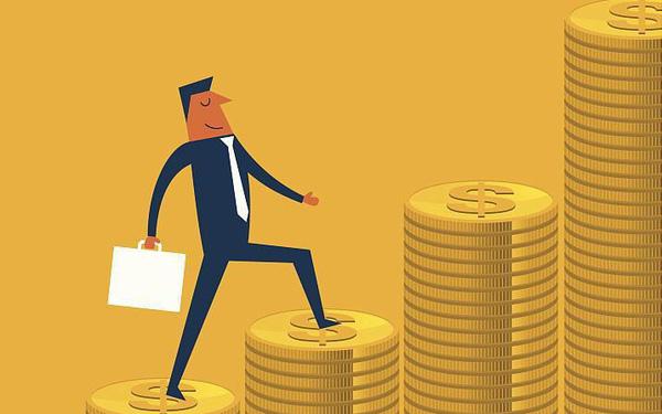 Kết quả hình ảnh cho bài học kiếm tiền của người giàu