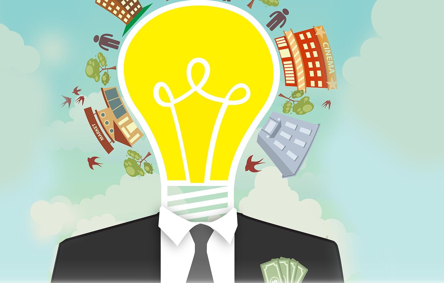 Kết quả hình ảnh cho ý tưởng kinh doanh thời đại mới