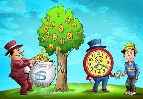 Kết quả hình ảnh cho làm giàu nhanh bằng cách nào