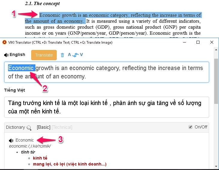 3 cách dịch file pdf từ tiếng anh sang tiếng Việt nhanh và chuẩn nhất