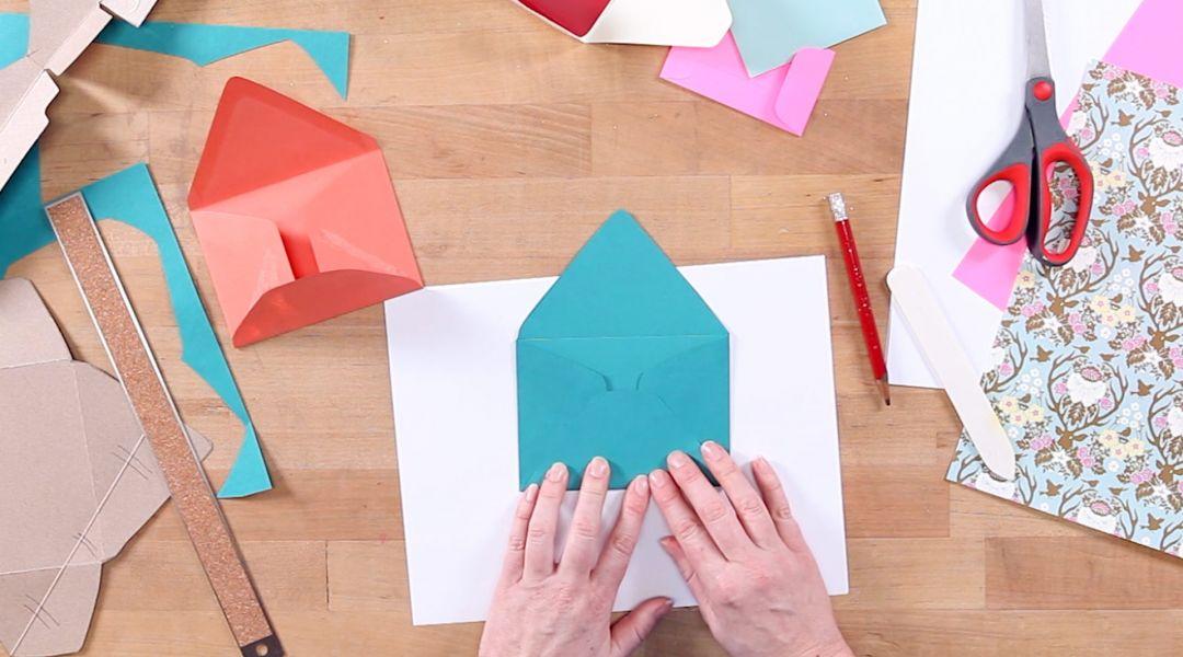 Hướng Dẫn 3 Cách Làm Phong Bì Handmade Từ Giấy A4
