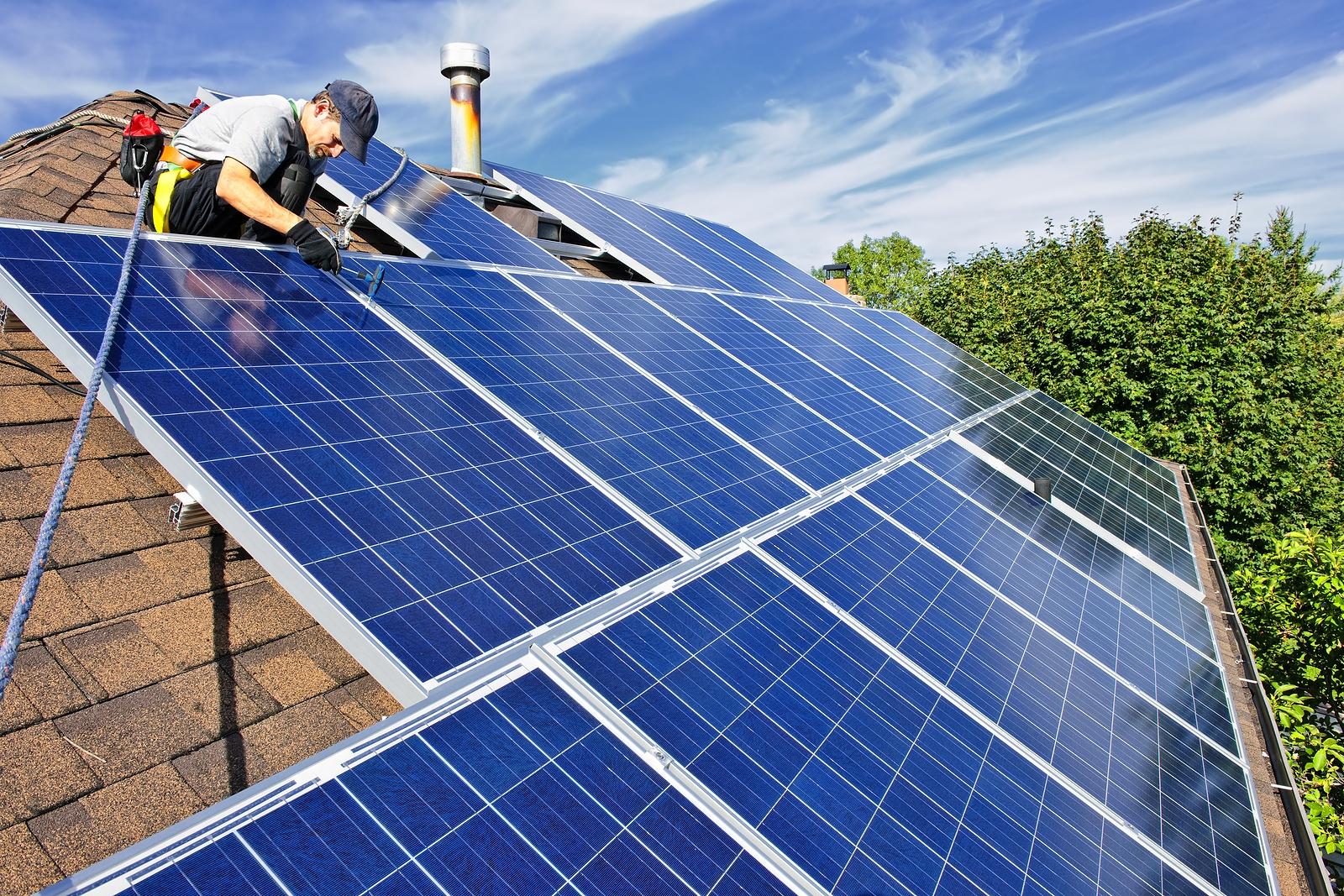 Vòng bi ngành công nghiệp năng lượng mặt trời