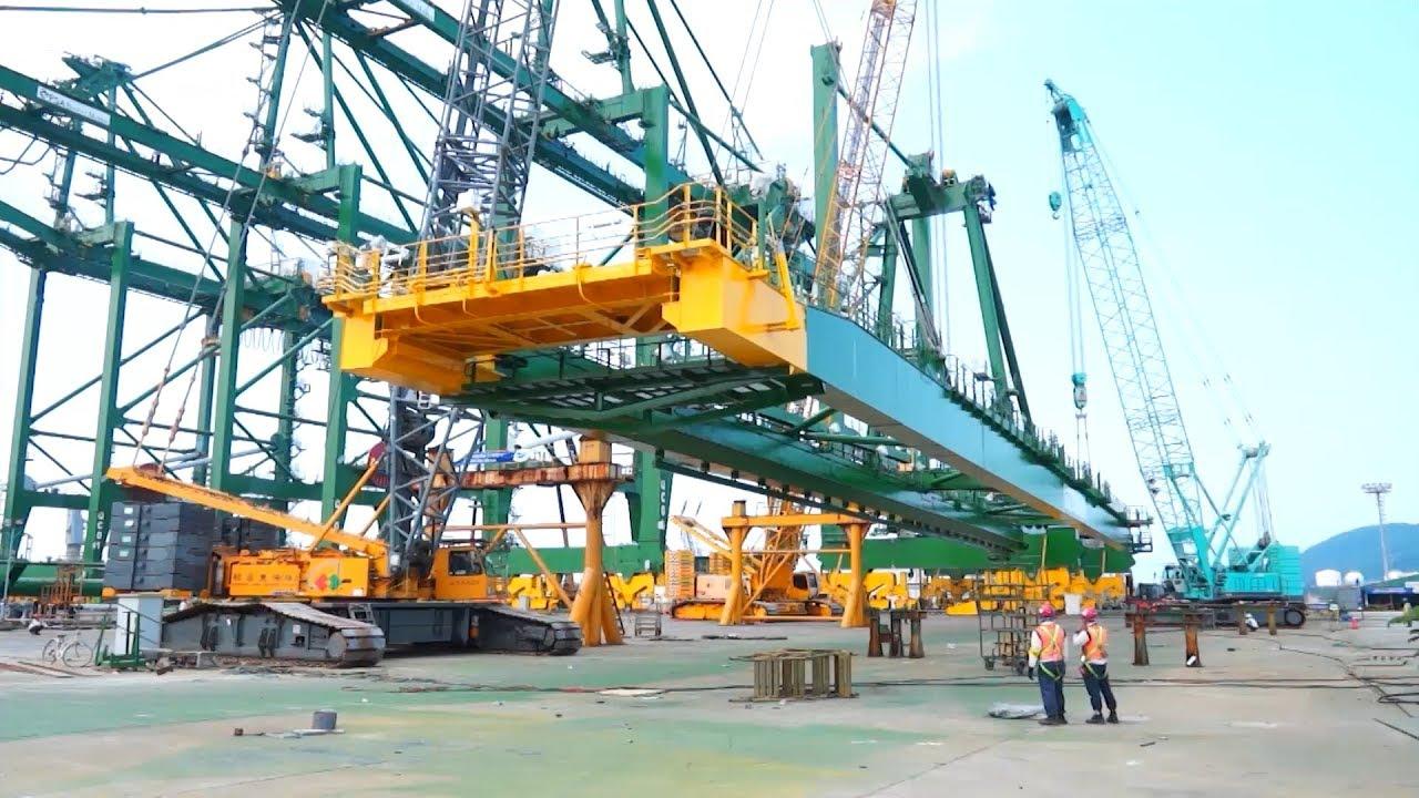 Xuất khẩu thiết bị công nghiệp nặng tăng 20%