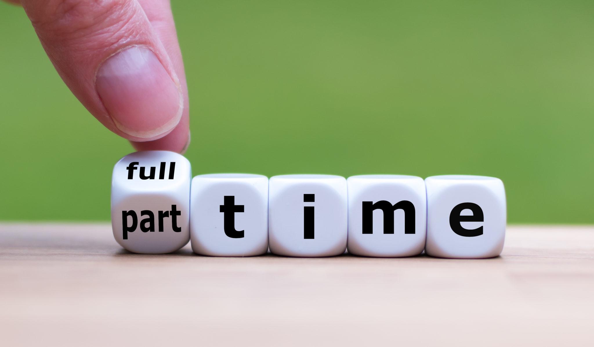 Công việc part time có lợi ích gì