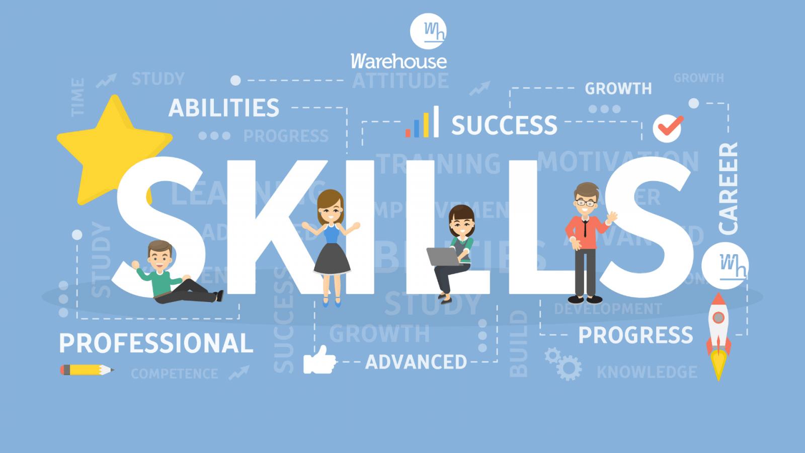 Phân biệt sự khác nhau về kỹ năng cho trẻ