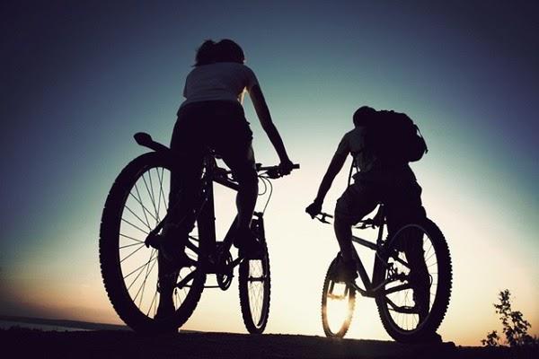 Đạp xe rất hiệu quả trong việc giảm cân