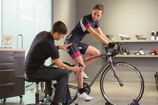 Đạp xe đúng tư thế cho hiệu quả tăng cao