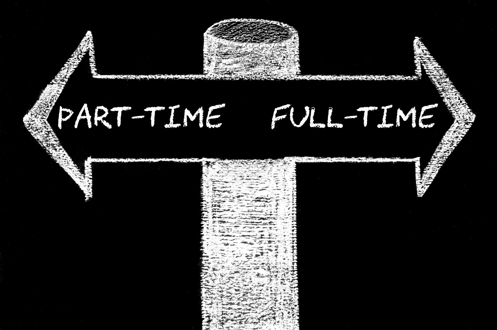Một trader nên làm full time hay part time?