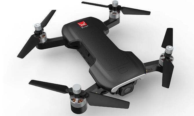 Flycam MJX Bugs 7 (B7) Camera 4K - Động Cơ Không Chổi Than Cánh Gấp