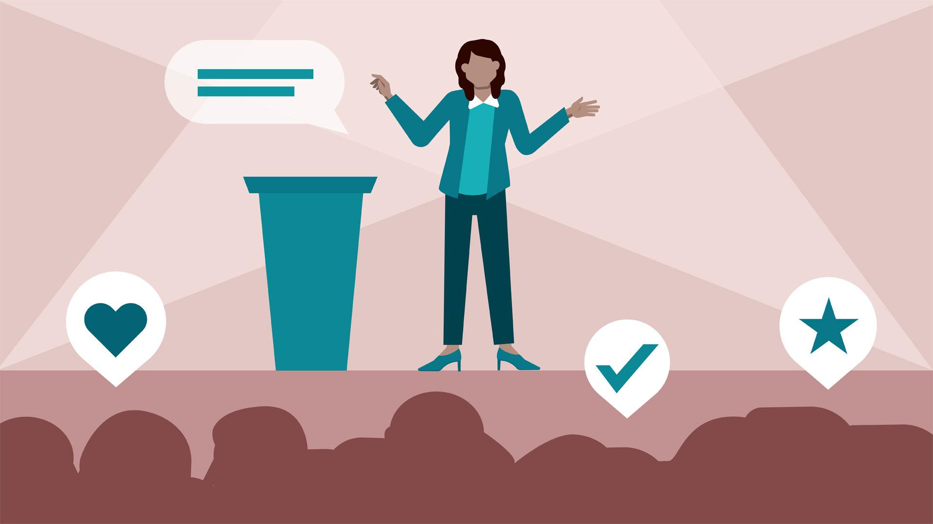 2 Nguyên tắc cơ bản trong kỹ năng thuyết trình - Munkas Agency