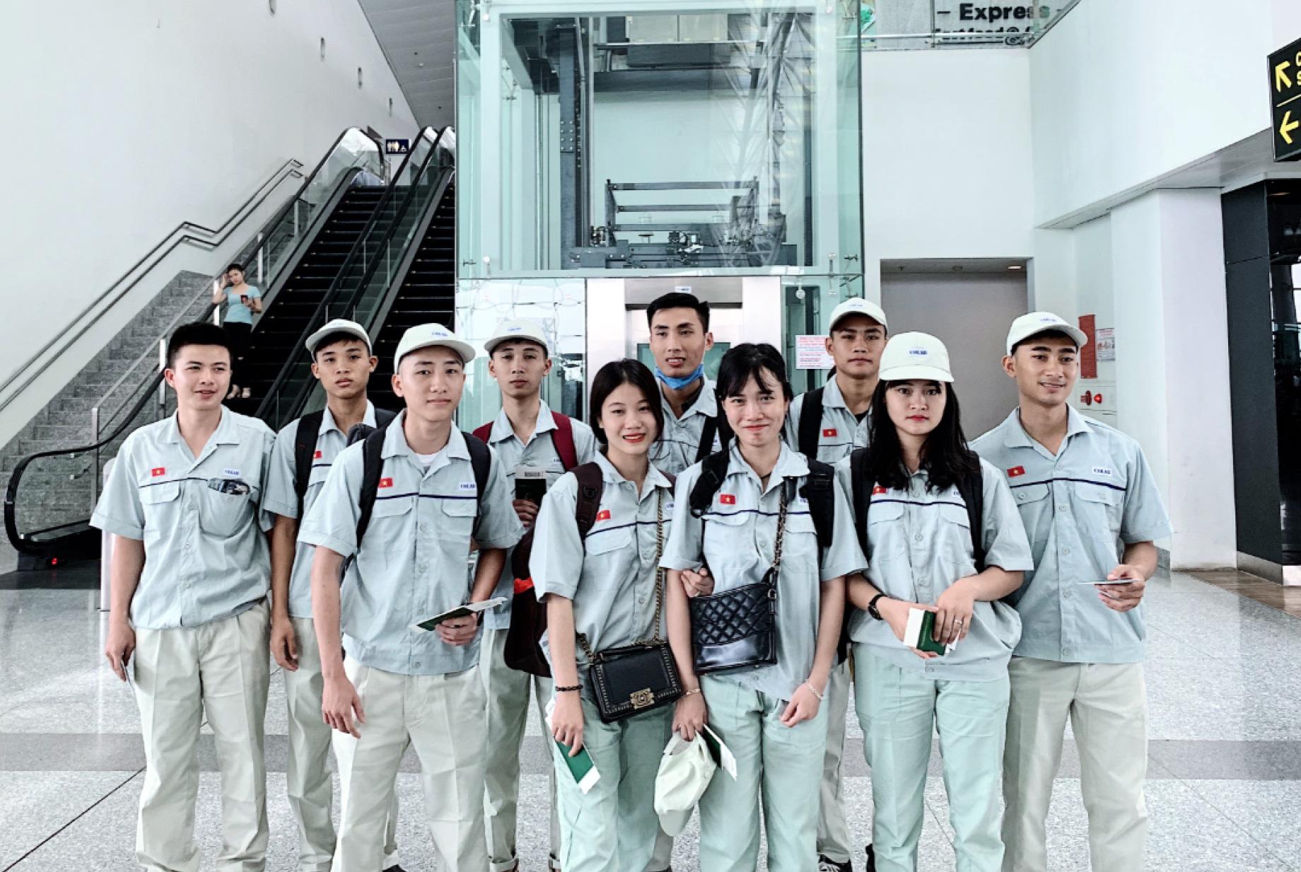 Thủ tục sang Đài Loan làm việc - Báo Người lao động
