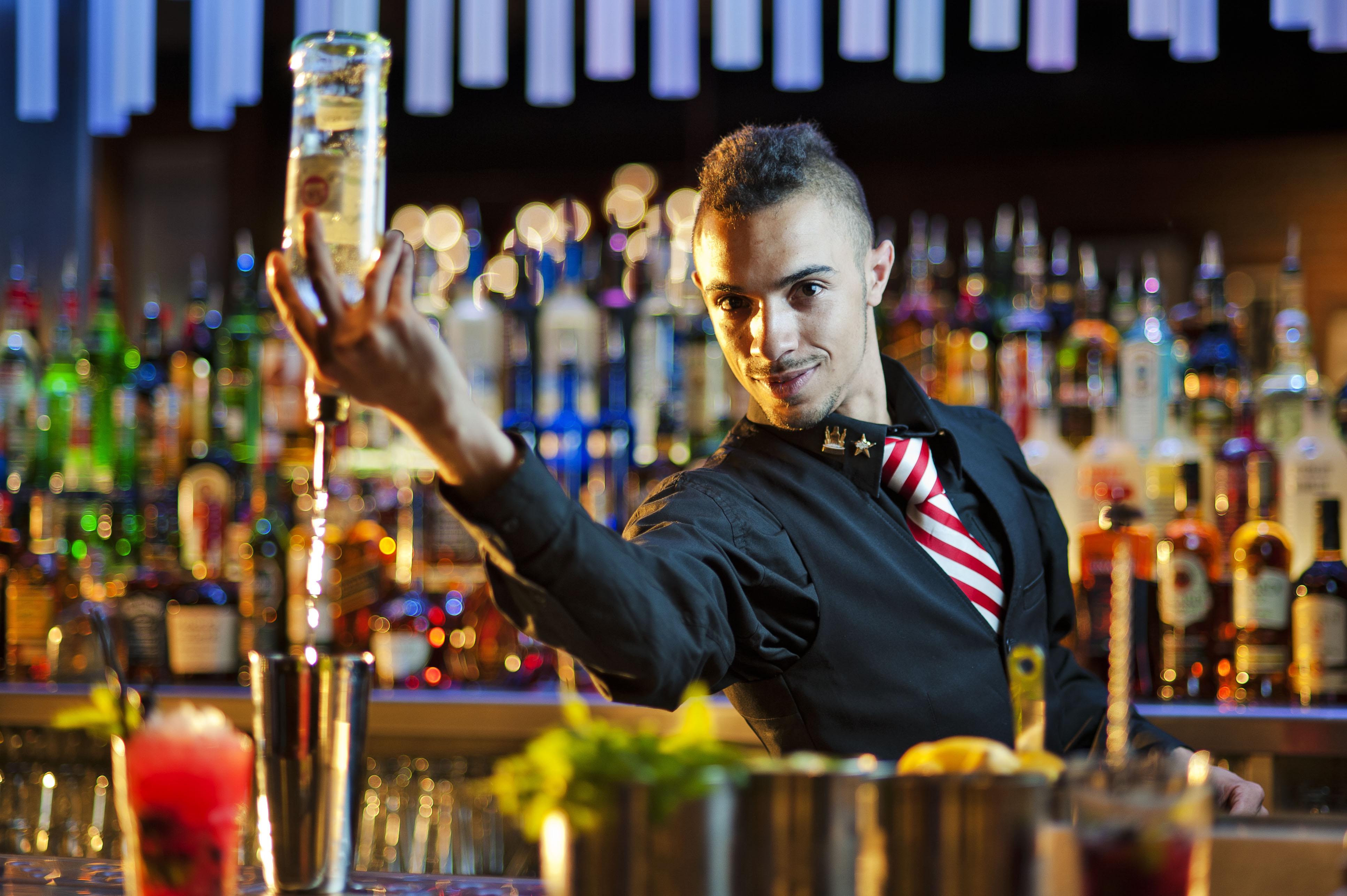 Pha chế Bartender chuyên nghiệp chỉ trong 7 ngày