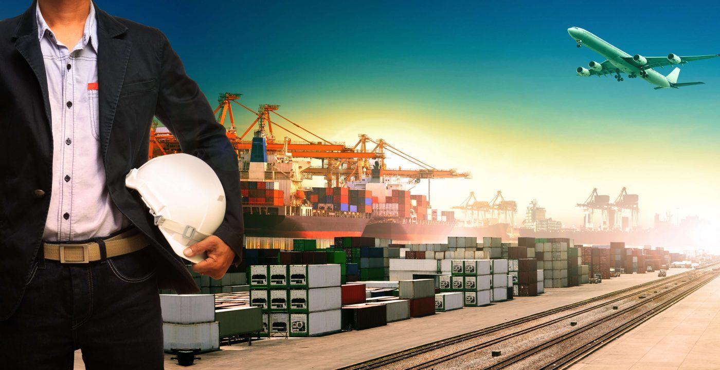 Nhân viên về logistics doanh nghiệp