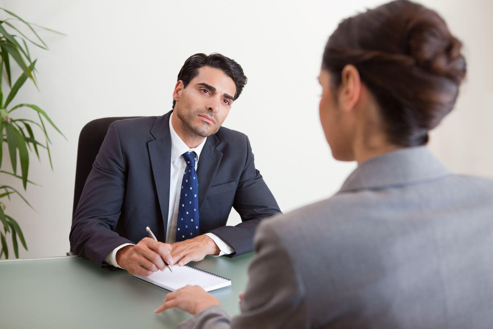 Dấu hiệu cho cuộc phỏng vấn xin việc thất bại
