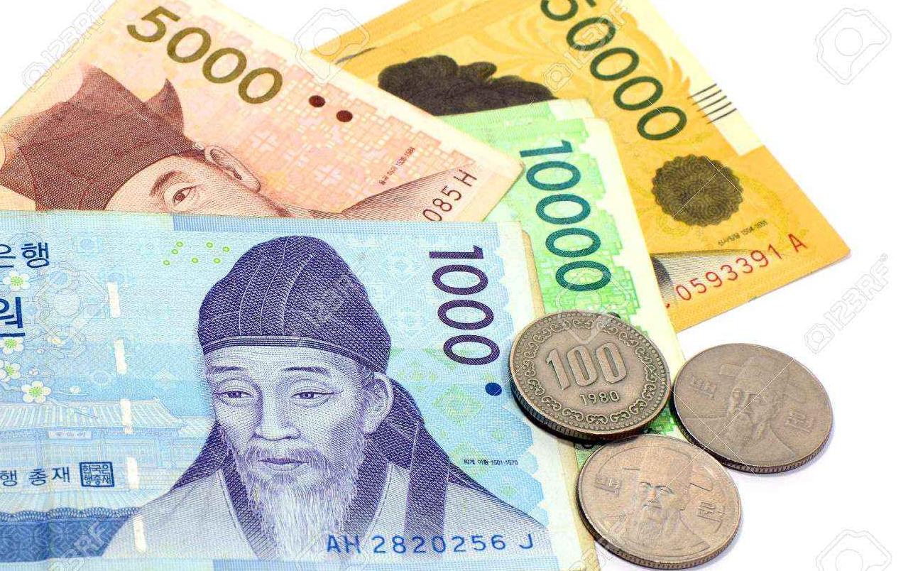 Đổi tiền Hàn Quốc sang tiền Việt Nam ở đâu