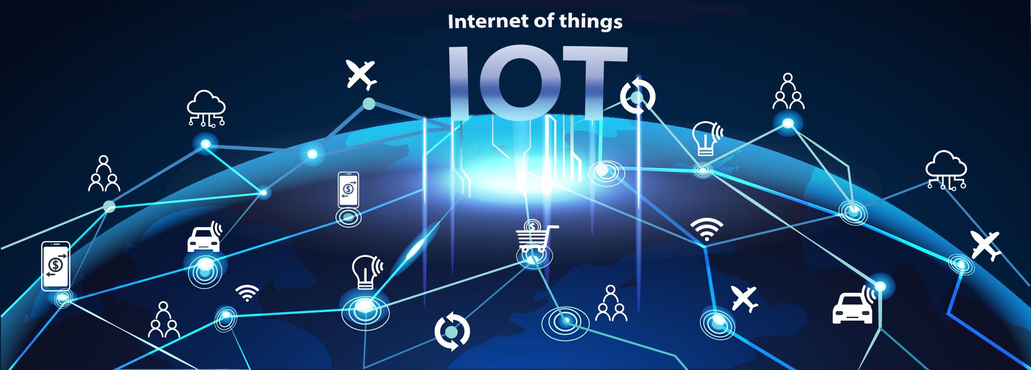 Internet of Things Là Gì? Công Nghệ Tương Lai Từ Hôm Nay