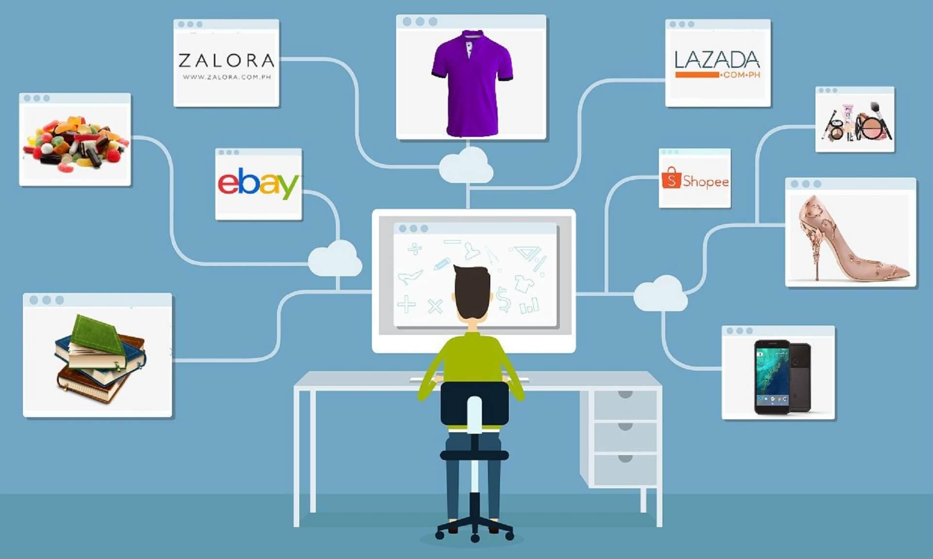 Kinh doanh online: Hướng dẫn 7 bước thực hiện thành công cho người mới