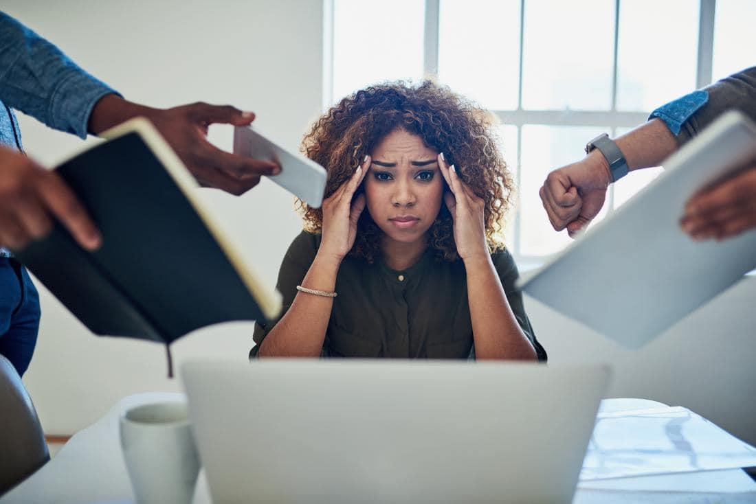 Stress Là Gì? Biểu Hiện Và Cách Điều Trị