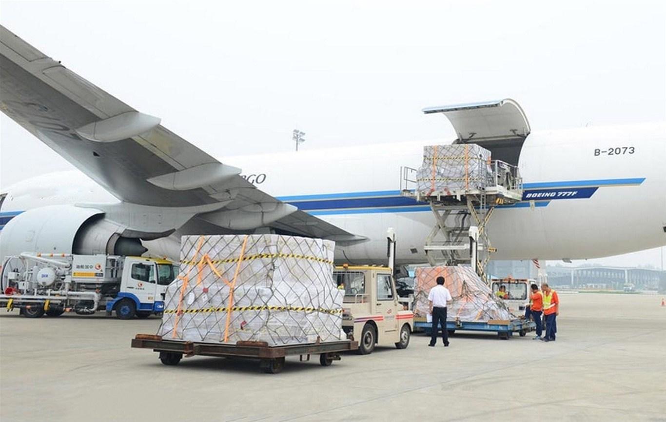 Vận Tải Hàng Không - Air Cargo - Hội Xuất Nhập Khẩu