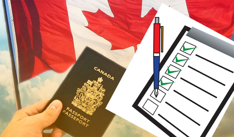 Hồ sơ xin Visa Canada cần có những gì ? | TuVanDinhCu.Edu.Vn