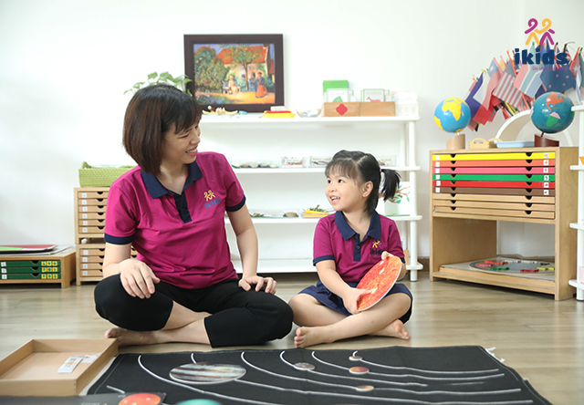 Trường Ikids Montessori Nam Từ Liêm