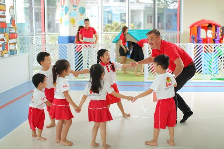 trường mầm non quốc tế tại Tp Hồ Chí Minh