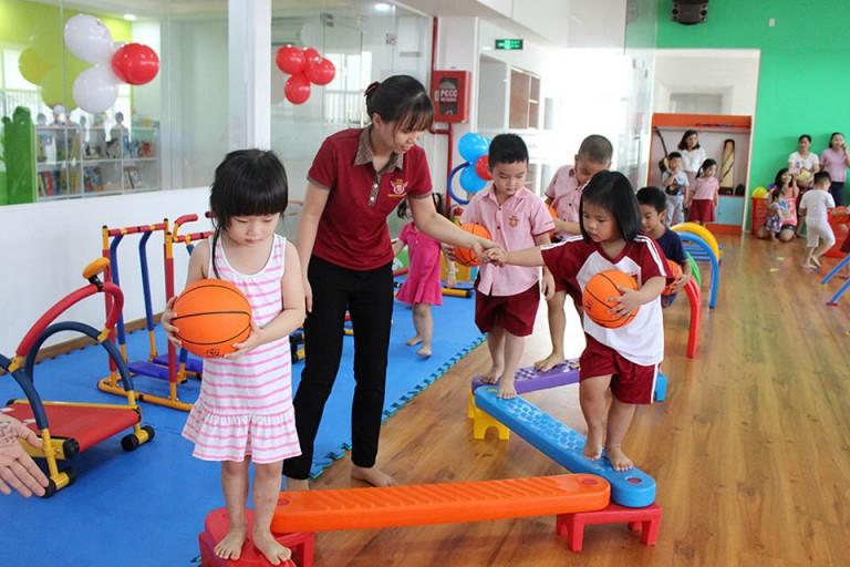 Trường mầm non quốc tế tại Tp.hồ Chí Minh
