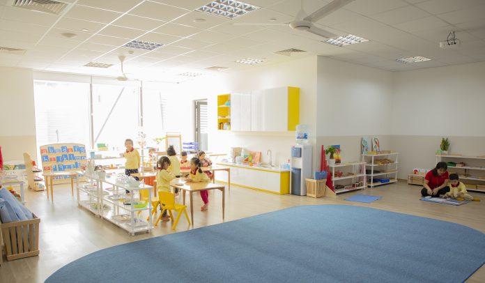 hệ thống phòng học
