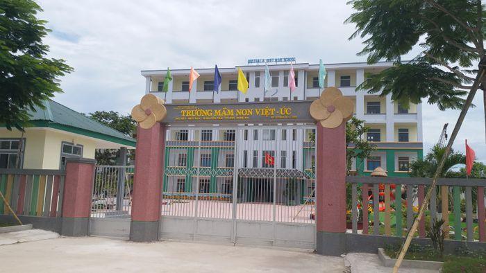Trường mầm non quốc tế Việt Úc