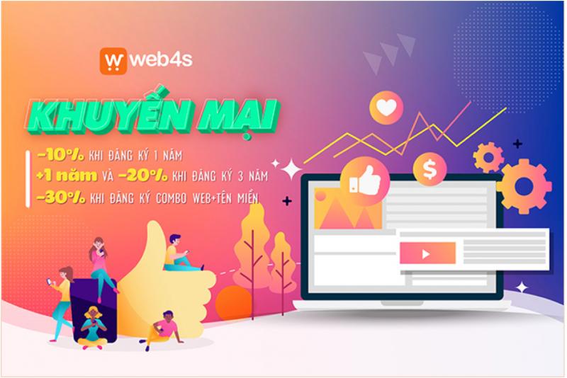 Công ty thiết kế Web WEB4S