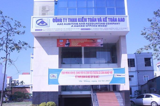công ty TNHH Kiểm toán và Kế toán AAC