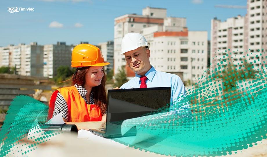 Tìm việc làm xây dựng hiệu quả với timviec365.vn