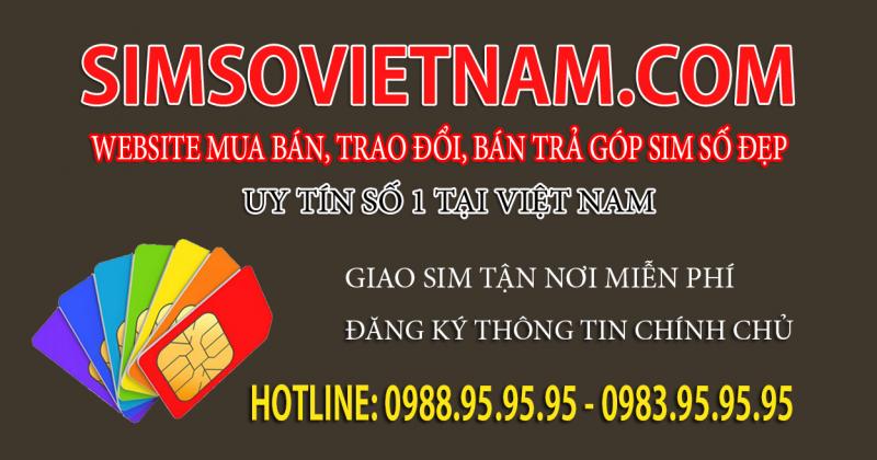 Website mua bán sim số đep tại TP.Hồ Chí MInh
